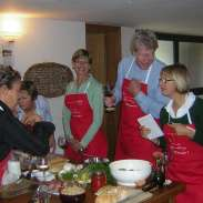 Cooking school with Giuseppina
