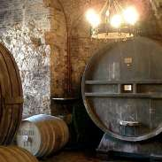 Home of some of the best wine in the world - Montepulciano